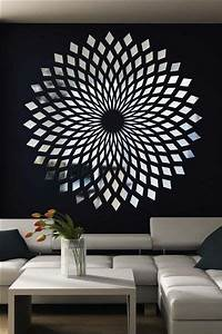 best 25 mirror wall art ideas on pinterest wall mirrors With perfect reflective wall decals ideas to sparkle your rooms