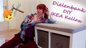 Ikea Hack Regal : ikea hack dielenbank diy mit helena kallax regal youtube ~ A.2002-acura-tl-radio.info Haus und Dekorationen