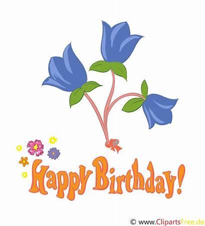 Geburtstag Animation Birthday Zum Clipart Happy Gifs