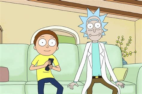 'rick And Morty' Season 4 Just The Beginning, Adult Swim