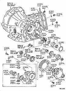 1994 Toyota Camry Front Bumper Parts Diagram
