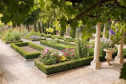 Roman Garden Gardens British Ancient During Museum