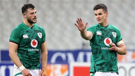 Ireland vs Scotland: Johnny Sexton, Robbie Henshaw, Bundee ...