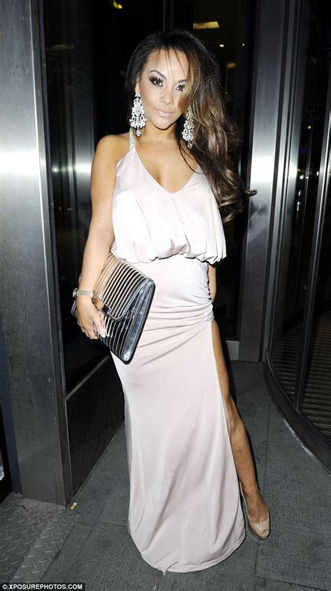 actress as long as you love me chelsee healey is a fashion hit in shiny cream gown