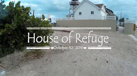 house of refuge hurricane matthew waves surf at house of refuge