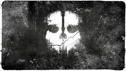 Ghost Duty Call Skull Pc Ghosts Background