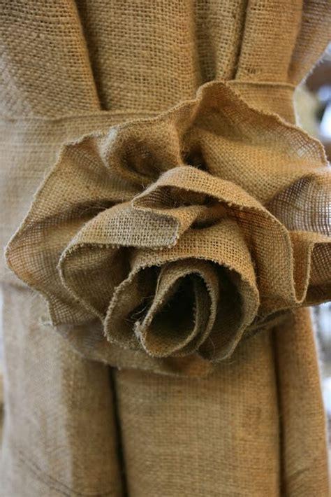 Trend Alert: Burlap Curtains   Modernize