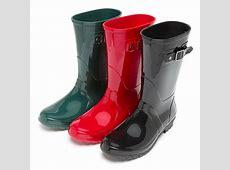 Botas de Agua Mujer Mini Glow Botas para mujer baratas
