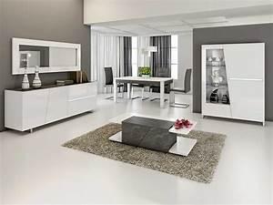salle a manger design lizea zd1 sam d 009jpg With salle À manger contemporaine avec site meuble scandinave