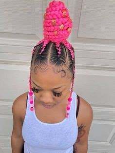 cornrow ponytail images braided hairstyles