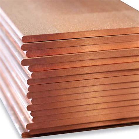 copper stainless aluminium