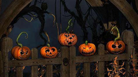 Free Halloween Wallpaper High Quality Resolution « Long Wallpapers