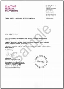 Award, Verification, Letter