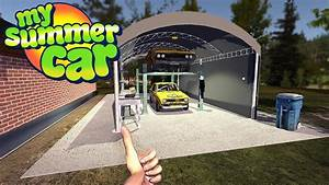 My Summer Car - New Garage