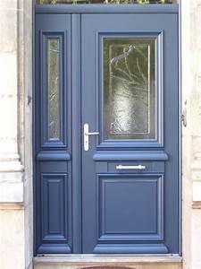porte d39entree isolation service menuiserie pose de With porte d entrée tiercée