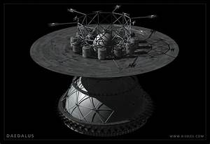 Daedalus Spacecraft - Pics about space