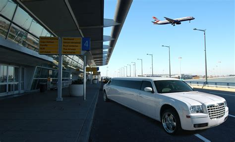 Limo Airport Transportation by Use Limousine For The Airport Services Stretch Limousine