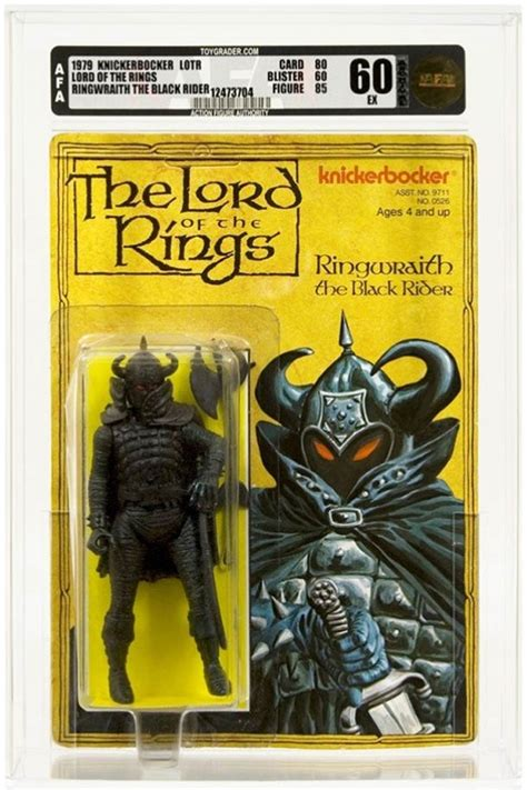 vintage action figures     lord   rings