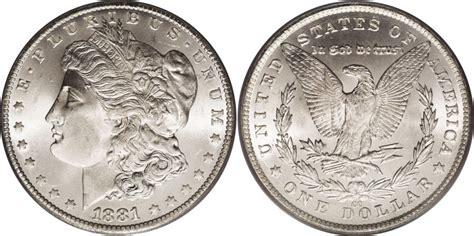 1881-cc Morgan Dollar Value