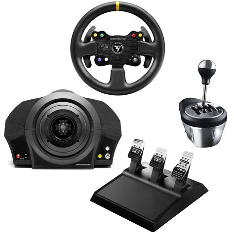 siege volant pc thrustmaster tx racing kit gt edition volant pc