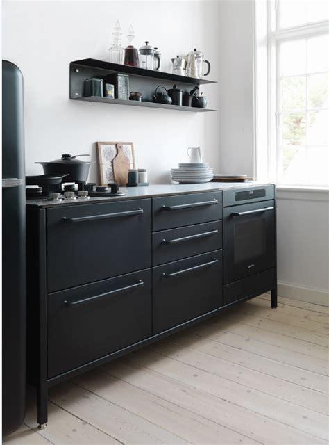 vipp cuisine ideen für eine schwarze küche planungswelten
