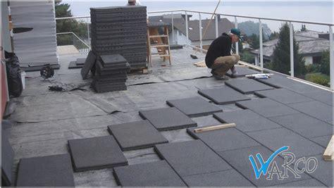 verlegung terrassenplatten in splitt bild impressionen aus haus und garten warco bodenbelag