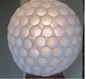 Luminaire Fait Maison : d co fait main transformer des gobelets en luminaire d co ~ Melissatoandfro.com Idées de Décoration