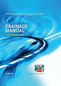 Drainage Manual 6th Edition