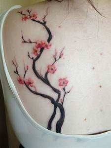 Cherry Blossom Tree Tattoo On Wrist Cherry blossoms tree ...