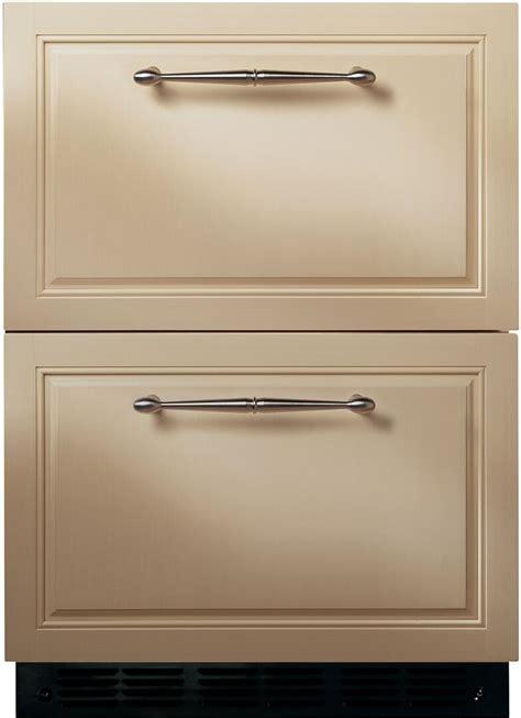 ge monogram zidshss   compact refrigerator   cuft capacity  stainless steel