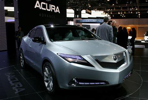 2019 Acura ZDX :  Acura Zdx Will Be Produced For 2010