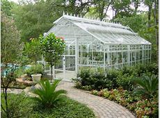 Residential or Estate greenhouses SpringTime Greenhouses