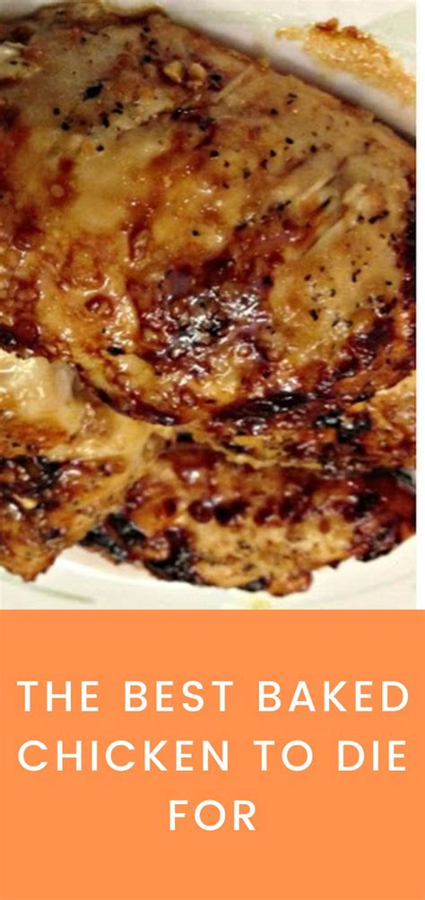 baked chicken easy