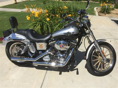 2003 Harley Dyna Low Rider Fxdl, 100 Year Anniversary