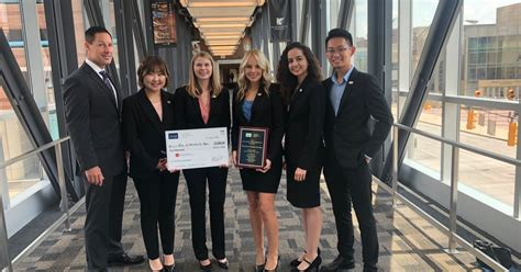 UNLV wins 2018 IMA National Student Case Competition ...
