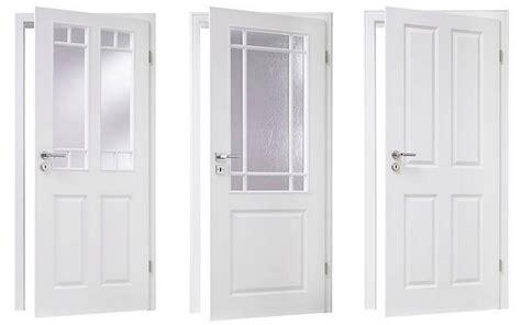 Wohnungstüren Mit Glaseinsatz by Innent 252 Ren Wei 223 Mit Glas Durchgehend Different Tren Zargen