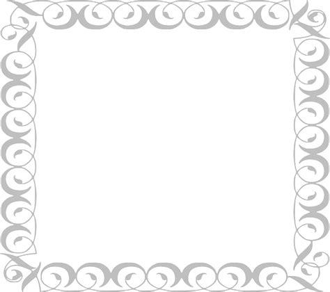 bingkai bunga desain gambar vektor gratis  pixabay