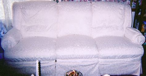 Reclining Sofa Slipcover by White Reclining Sofa Slipcover My Slipcover Creations