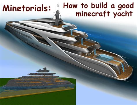 Minecraft Boat Stairs by How To Build A Yacht Minecraft