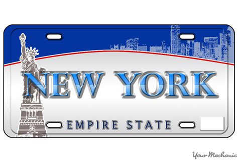 Vanity Plates Ny by How To Buy A Personalized License Plate In New York