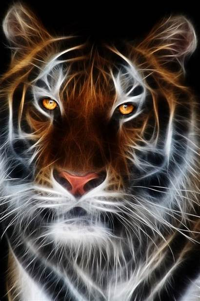 Tiger 3d Iphone Wonderful Wallpapers Backgrounds Cool