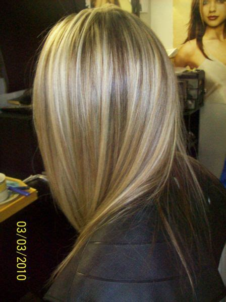 meche sur cheveux blond spacecoif all in coiffure