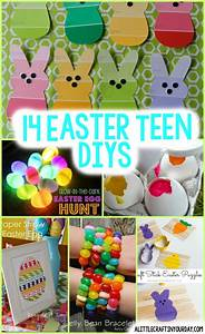 14 Easter Teen DIYs - A Little Craft In Your Day