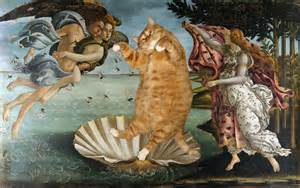 FatCatArt – Great Artists' Mews » Venus Heavenly and Earthly