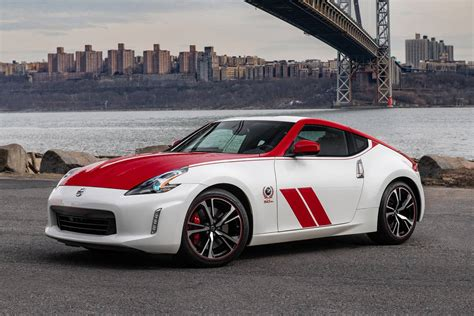 Nissan Z 2020 by 2020 370z 50th Anniversary Edition Honoring Half A