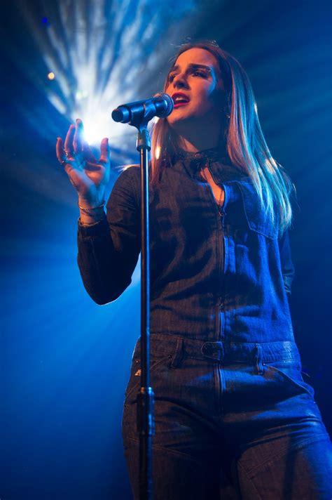 Joanna Jojo Levesque Performs At O2 Islington Academy In