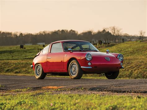 Fiat Fort Lauderdale by Rm Sotheby S 1962 Fiat Abarth Monomille Scorpione Fort