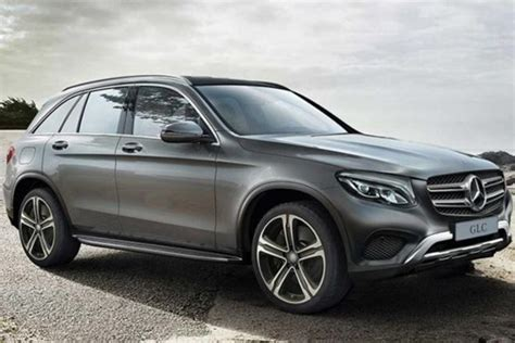 2019 Mercedesbenz Glc Interior Spied, Debut Likely By End