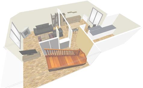 simulation cuisine en ligne logiciel aménagement intérieur 2d 3d en ligne gratuit