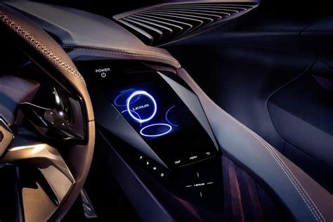 lexus ux concept top speed